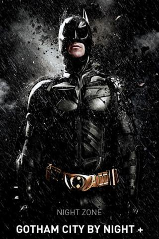 The Dark Knight Rises Z+ App