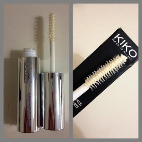 5a7fce828cf ... white base coat, without weighing down your look. 'KIKO Make-Up Milano  ♥ Mini Summer Haul