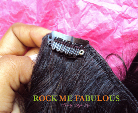 Review: Clip In Hair Extensions