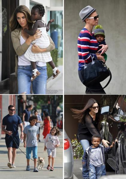 hollywood adoptions