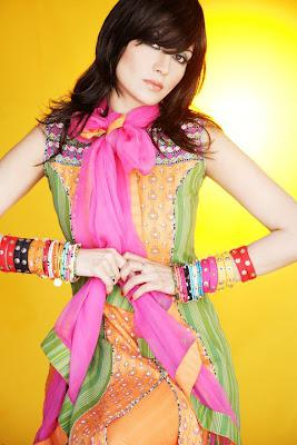 Latest Dresses Ready to Wear by Kashish 2012 - Paperblog