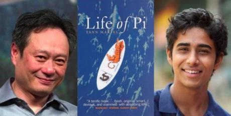 Life of Pi to Hit Theaters