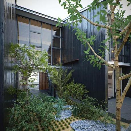 Modern Japanese home by Heoung Yeol