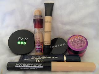 My Favourite Concealers