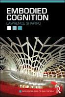 'Embodied Cognition', by Lawrence Shapiro