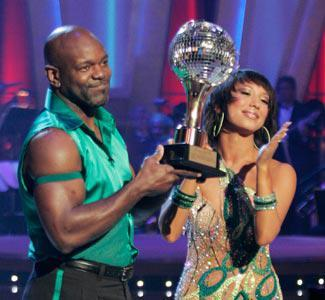 Emmitt Smith to Join Dancing With the Stars All-Star Season