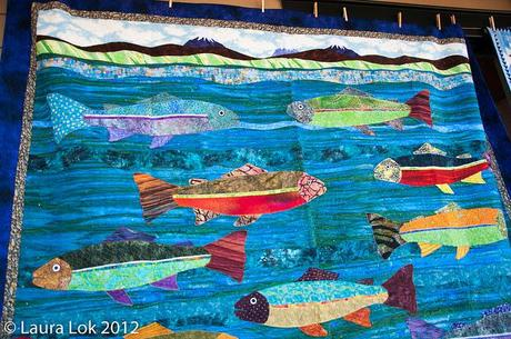 Outdoor Quilt Show In Sisters Oregon Part 1 Paperblog