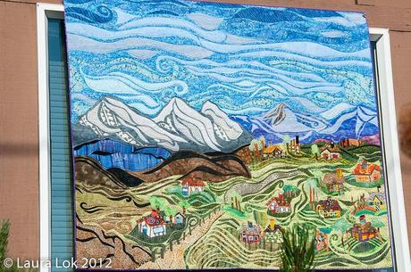 Outdoor Quilt Show in Sisters Oregon Part 1 - Paperblog : quilt show sisters oregon - Adamdwight.com