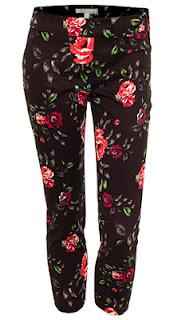 Dare To Wear Floral Pants?
