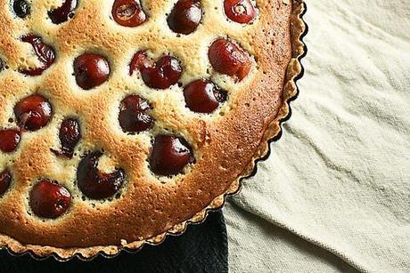 Cherry Frangipane Tart (3 of 8)