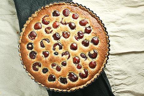 Cherry Frangipane Tart (4 of 8)