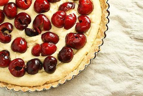 Cherry Frangipane Tart (2 of 8)