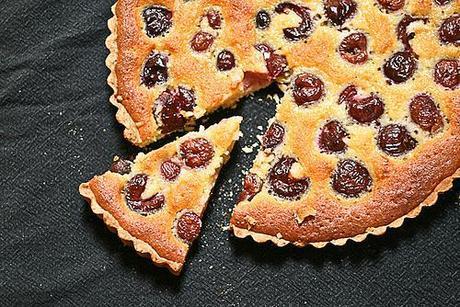 Cherry Frangipane Tart (7 of 8)