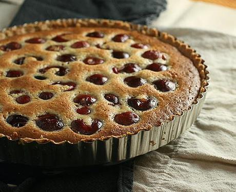 Cherry Frangipane Tart (5 of 8)