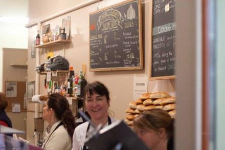 Seattle Eats:  Salumi Artisan Cured Meats