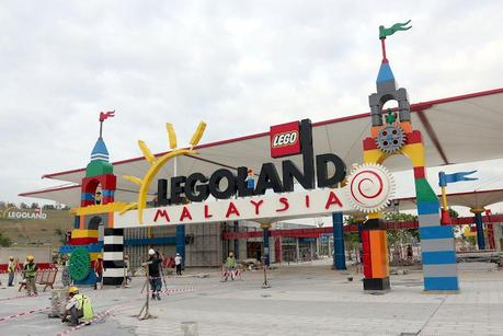 LEGOLAND Malaysia: Sneak Preview as of July 2012