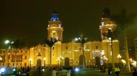 Lima and Cusco, Peru