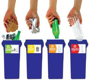 Finally, Simple and Standard Recycling Labels