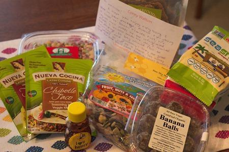 July Foodie Pen Pals (1 of 3)