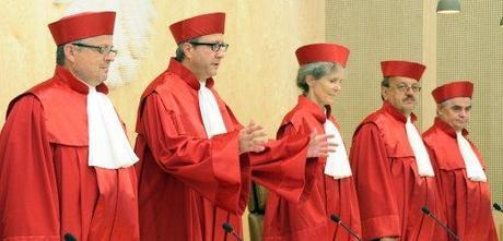 Judges at Germany's highest court may hold the future of Europe in their hands.