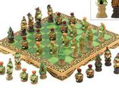 "Time ""Ribbeting"" Game Chess"