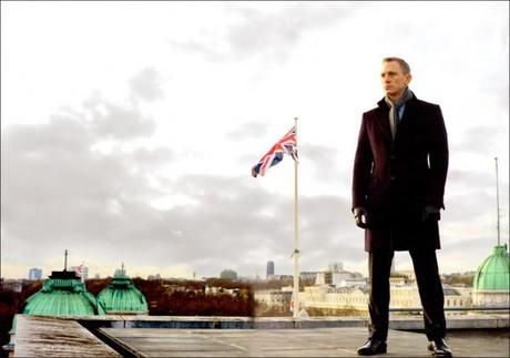 First Look: James Bond 007 Skyfall Trailer