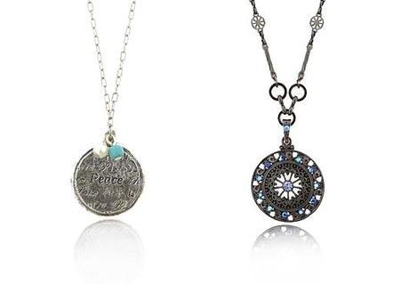 round pendantsYour Everyday Small Pendant Necklace