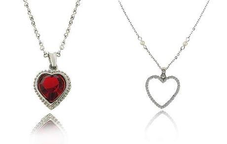 heart pendantsYour Everyday Small Pendant Necklace