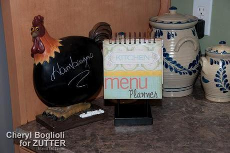 Kitchen Menu Planner