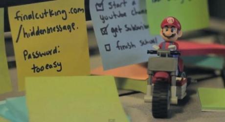 Mario – Post it Life