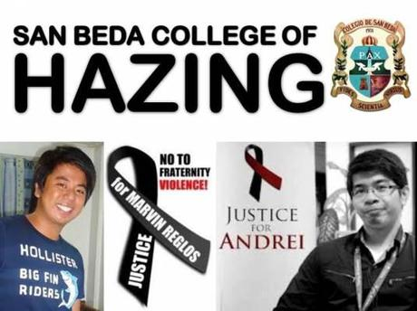 San Beda College Of Hazing