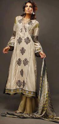 Eid Lawn Collection by Orient Textile 2012