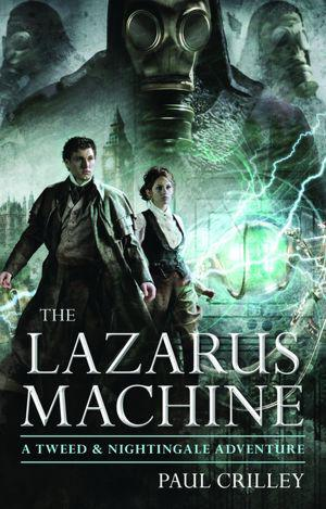 Waiting on Wednesday [49] - The Lazarus Machine by Paul Crilley