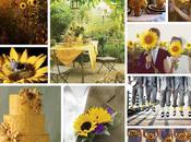 Vibrant Sunflower Inspired Wedding