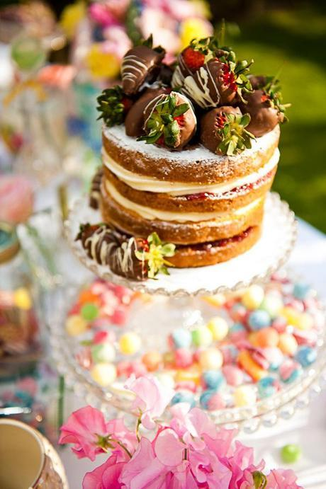 Garden Party Wedding Inspiration And Ideas Paperblog