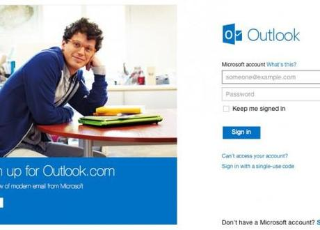 Microsoft to replace Hotmail with Outlook.com