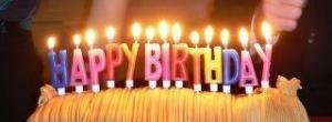 Happy birthday sweet Cici