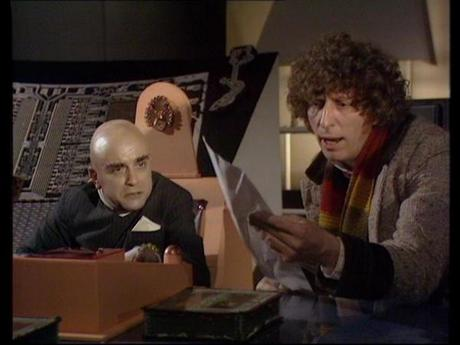 "Review #3617: Classic Doctor Who: ""The Sun Makers"""