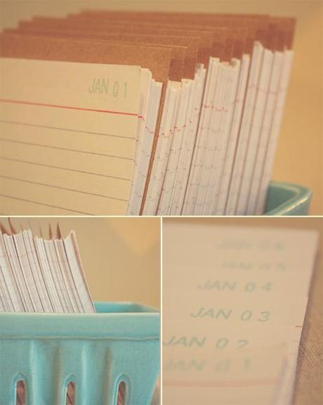 Crafty Christmas | Memory Calendar