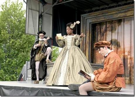 Review: The Taming of the Shrew (Chicago Shakespeare in the Parks)