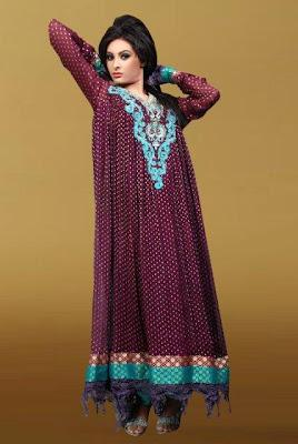 Maysoon Eid-ul-Fitre Latest Dresses For Women 2012