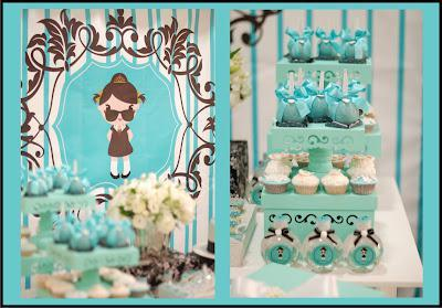Breakfast At Tiffany's Themed Party by Mariana Sperb Party and Design