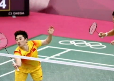 Yu Yang, one of the disqualified players. Photocredit: ITN