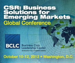 2012 Global Corporate Citizenship Conference