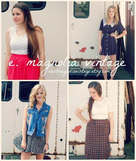 now open: east magnolia vintage