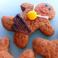 Gingerbread Athletes