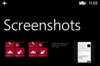 Windows Phone 8 Get Screenshot Tool