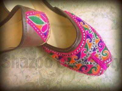Shazoo Creativity Exclusive Eid Khussay Designs 2012
