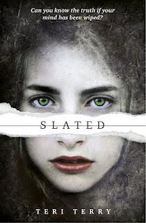 YA Book Review: 'Slated' by Teri Terry