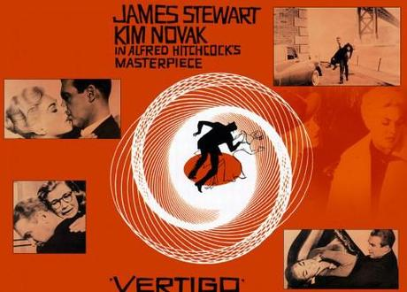 FIlm poster for Vertigo